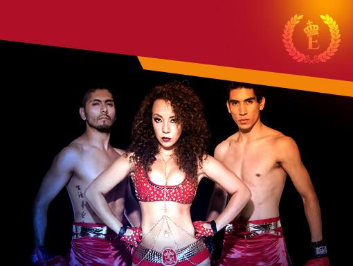 Empire Dancer Mexican Dance Team