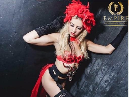 Empire Dancers Hilary Team