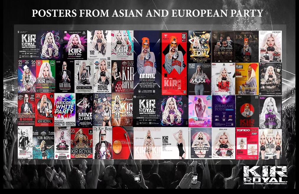 DJ Kir Royal - Empire Entertainment Agency